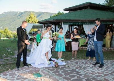 Сватба Ваня и Расим сем. Станимирови